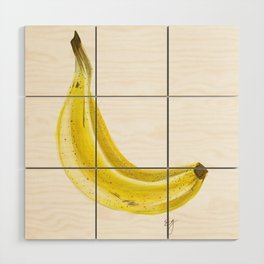 Banana Wood Wall Art