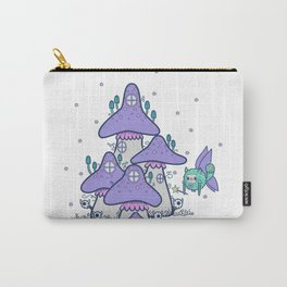Fairy House Carry-All Pouch