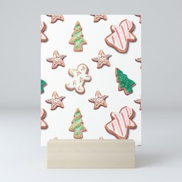 Piparkakut Mini Art Print
