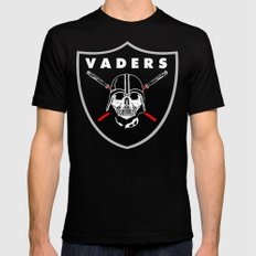 Oakland Vaders Mens Fitted Tee 2X-LARGE Black
