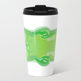 gummy bears green grape flavor Travel Mug