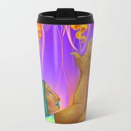 L A N T E R N S Metal Travel Mug
