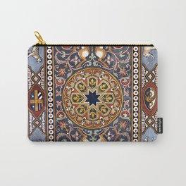 ART NOUVEAU - Giardini - Sicily Carry-All Pouch