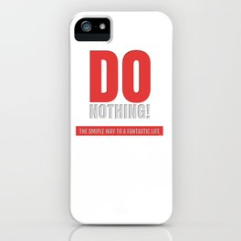 Best advice iPhone Case