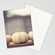 Ghost Pumpkins Stationery Cards
