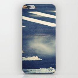 Street Smoke iPhone Skin