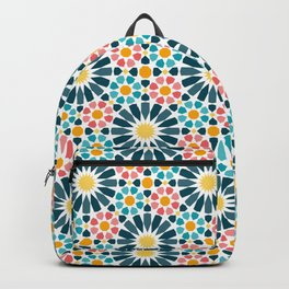 Arabesque Style Backpack