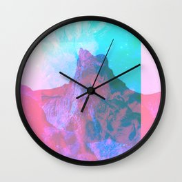 LET YOU GO Wall Clock