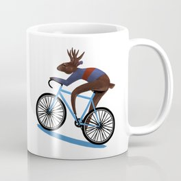 'Tis the season to be cycling Coffee Mug