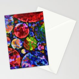 Celestial Wholeness Stationery Cards