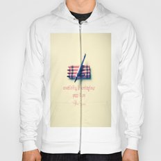 Creativity is Contagious -Pass it On  Hoody