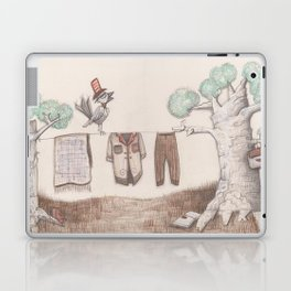 A bird Laptop & iPad Skin