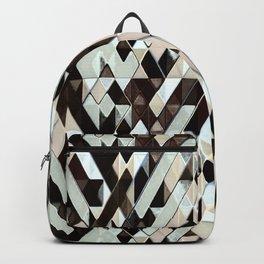 Trashed Backpack