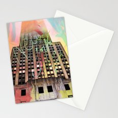Empire State Of Art  Stationery Cards