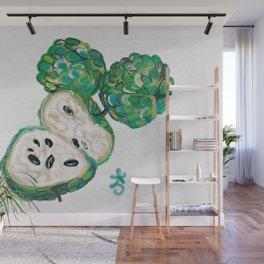 Sweet Sop Sugar Spring Wall Mural
