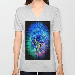 Flower - Imagination Unisex V-Neck