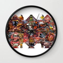 CAR 01a Wall Clock