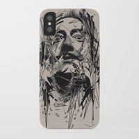 dali iPhone & iPod Cases featuring Dali by nicebleed