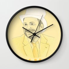 Day Man Wall Clock