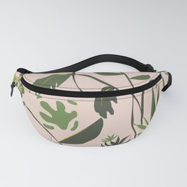 Rose Gilrs Party Fanny Pack
