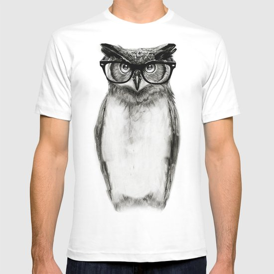 Mr. Owl T-shirt