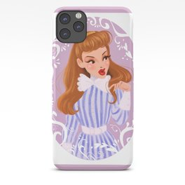 Judy Garland in Meet Me In St. Louis  iPhone Case