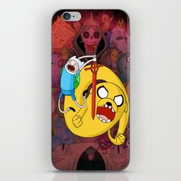 What Time Is It?! iPhone Skin