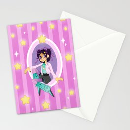Magical Light Stationery Cards