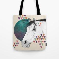 My pony is'nt an unicorn Tote Bag