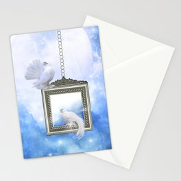 Peace Dove 2 Stationery Cards