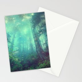 Enchanted Forest II Stationery Cards