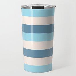Stripes - Vacation Travel Mug
