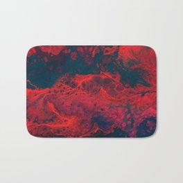 Tissue Map Bath Mat