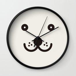 A Happy Day! Wall Clock