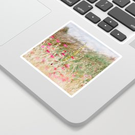 Aquarelle dreams of nature Sticker