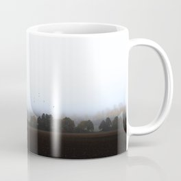 MISTY OCTOBER DAY-VI Coffee Mug