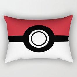 Poke-Ball Rectangular Pillow