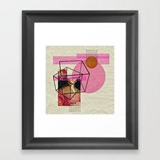 Complications Framed Art Print