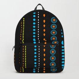 African Beads (Summer) - by Kara Peters Backpack