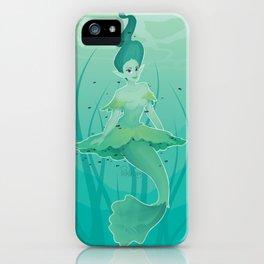Tadpole Merm iPhone Case