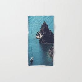 Santorini, Greece 25 Hand & Bath Towel