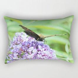Butterfly X Rectangular Pillow