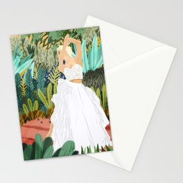 Forest Bride Stationery Cards