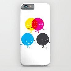 YM love CK hate iPhone 6s Slim Case