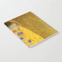 Gustav Klimt The Kiss Notebook