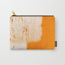 Stonewall in Pale Vermilion and Peach Carry-All Pouch