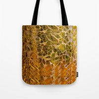 glass Tote Bags featuring Glass by Veronika