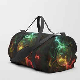 Carniverous Cape Sundew Tentacles in an Ecosphere Duffle Bag