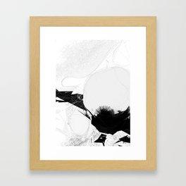 Flan OFFFMática portrait 3/3 Framed Art Print