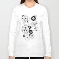 gears of war Long Sleeve T-shirts featuring Gears: 1 by Ava Mallett